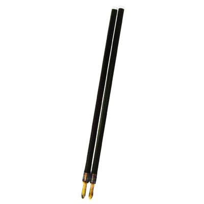 【文具通】利立 伸縮筆 1016 替換筆芯 2支入 黑 S1010143