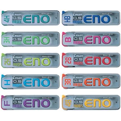 【文具通】PILOT 百樂PLRF-5E ENO 3B自動鉛筆筆芯0.5 40入 S1010263