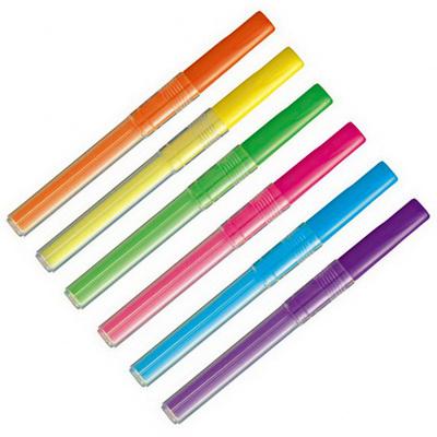 【文具通】Pentel 飛龍SLR3-SO Handy-lineS自動螢光筆筆芯藍 S1010999