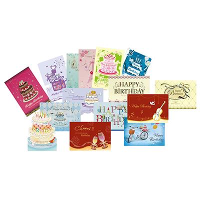 【文具通】四季10元邀請卡 SG010019