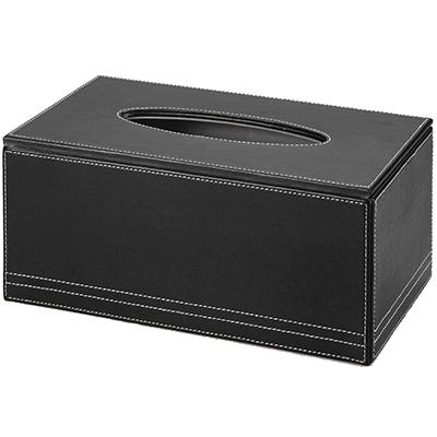 【文具通】波德徠爾皮質面紙盒248x135x92mm STB-9931