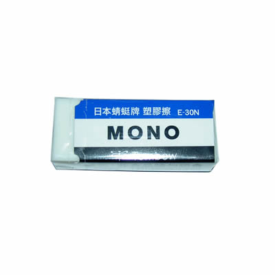 【文具通】蜻蜓橡皮擦E-30N[小] U1010425