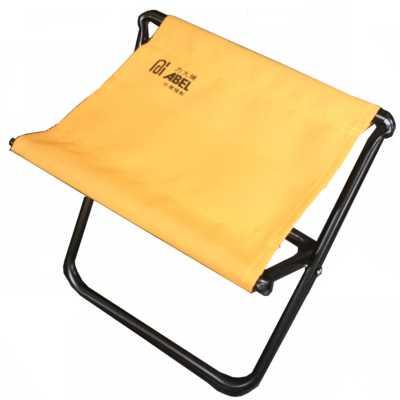 【文具通】無靠背 帆布 童軍椅  帆布顏色介於黃或橘色系 對顏色有要求者請勿購買 W7010002