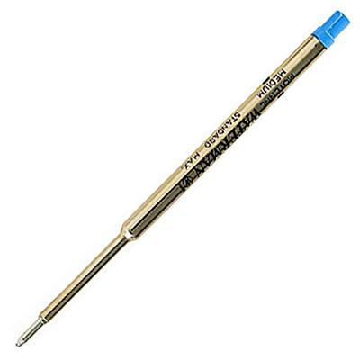 【文具通】WATERMAN 威迪文 原子筆芯 F 藍 WTM-W0791000