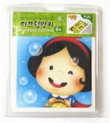 浴室防滑貼片(6入)白雪公主 德德 浴室 螢光 防滑貼片 防滑片 止滑帶 非3M 保護 老人 小孩 孕婦 安全