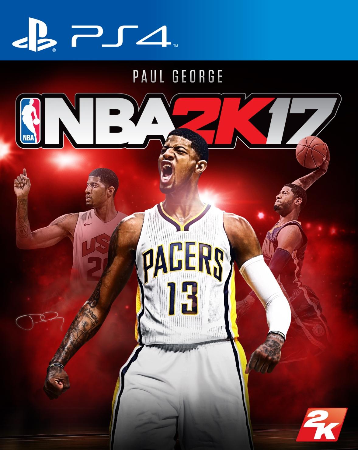 現貨供應中 中文版 [普通級] PS4 NBA 2K17