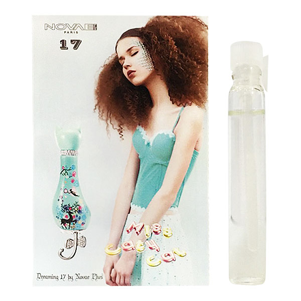 Novae Plus 紫貓物語 夢幻17 耶誕禮物女性淡香精 1.5ml 針管《Belle倍莉小舖》