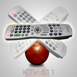 【遙控天王】KTV-611 卡拉OK點歌機多功能遙控器**本售價為單支價格**