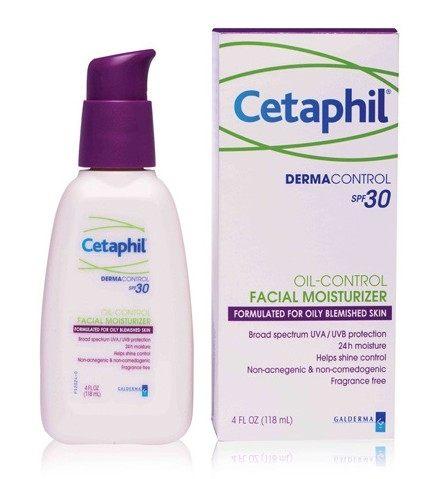 Cetaphil舒特膚 青春無痘控油保濕乳SPF30 PA+++