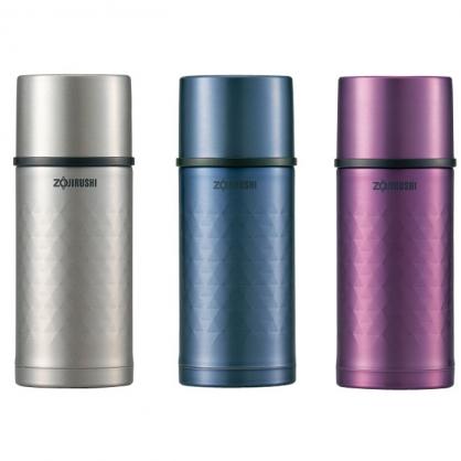 【象印】不鏽鋼真空保冷瓶 - 0.35L SV-HA35