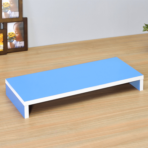 《Hopma》水藍色多功能螢幕桌上架