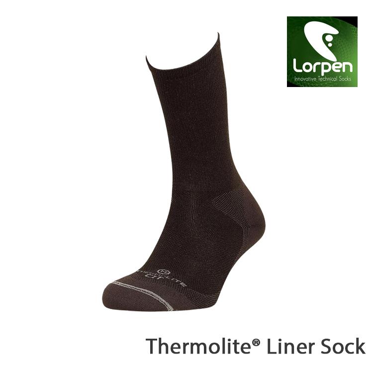 Lorpen T2 Thermo內襪 CIT(I)(中性款)/城市綠洲(保溫吸濕、萊卡、西班牙)