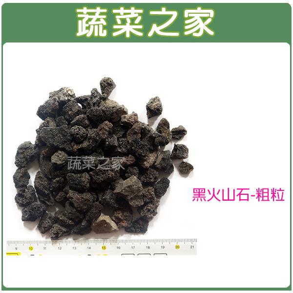 【蔬菜之家001-AA17】黑火山石.火山岩-粗粒(粒徑約10~20mm)1公斤分裝包