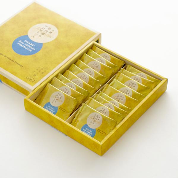[LeTAO] 小樽色內通 -- 起士巧克力 (18枚)