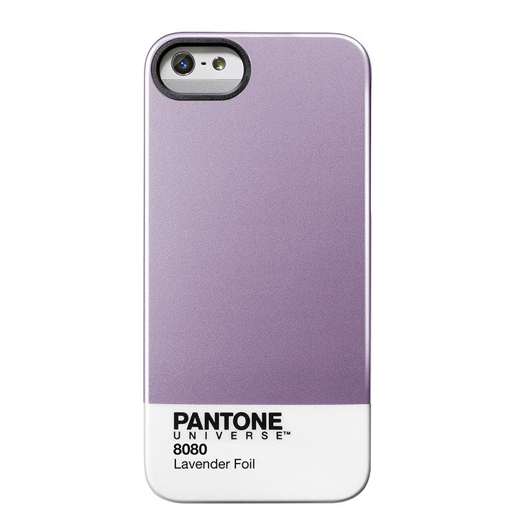 "Case Scenario PANTONE Universe Iphone5 IMD Cover ""Lavender Foil""手機殼 紫"