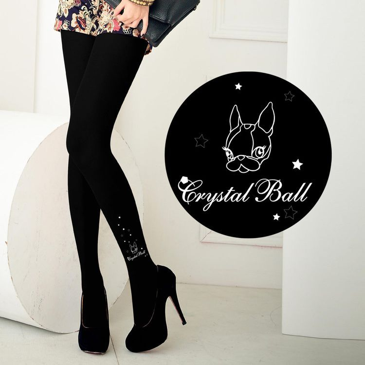Meinas美娜斯 群星Crystal Ball 褲襪