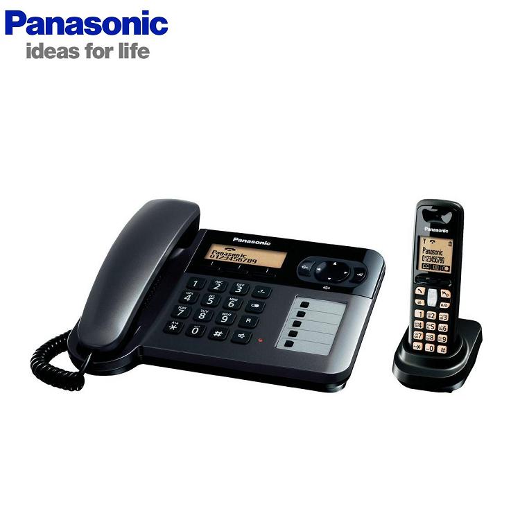 國際牌 DECT子母機無線電話【KX-TG6451TW】
