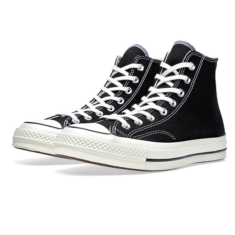 CONVERSE CT 70 HI BLACK U系列-中性 黑