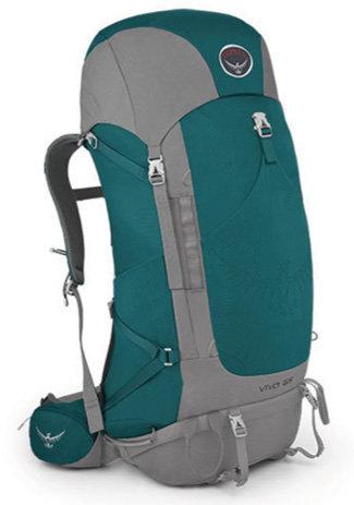 美國 Osprey Viva 65L  透氣登山背包 祖母綠 026065|登山|戶外