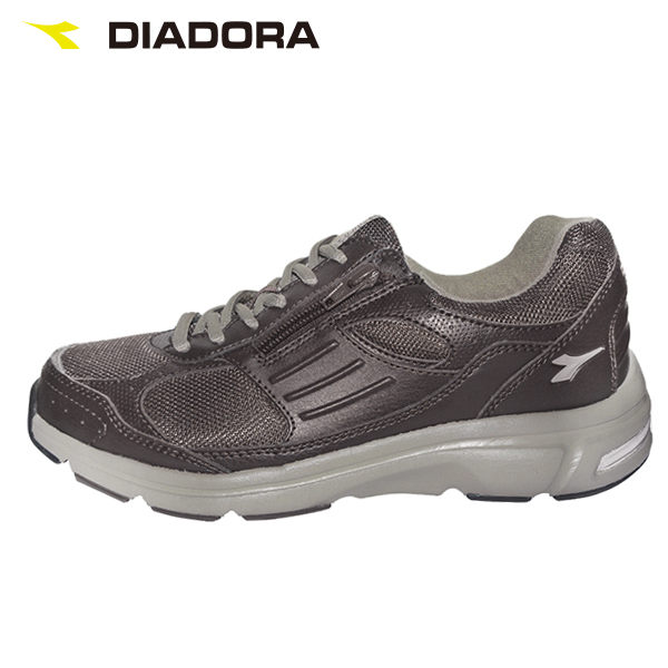 【桃源戶外】DIADORA 男健走鞋『咖啡』AMJ8633※台灣製造※