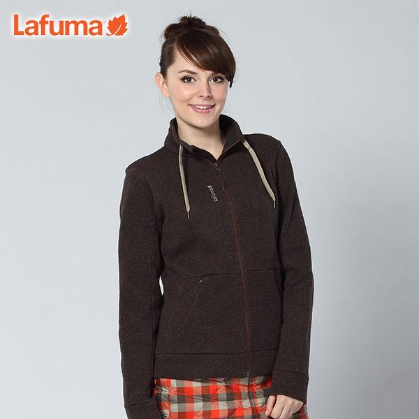 【桃源戶外】Lafuma 女 HAVASU FZIP 刷毛│保暖外套 LFV8450 『地球棕』