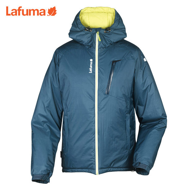 【桃源戶外】Lafuma 男 防風│防潑水│Primaloft│連帽│保暖外套 LFV9847『珊瑚藍』