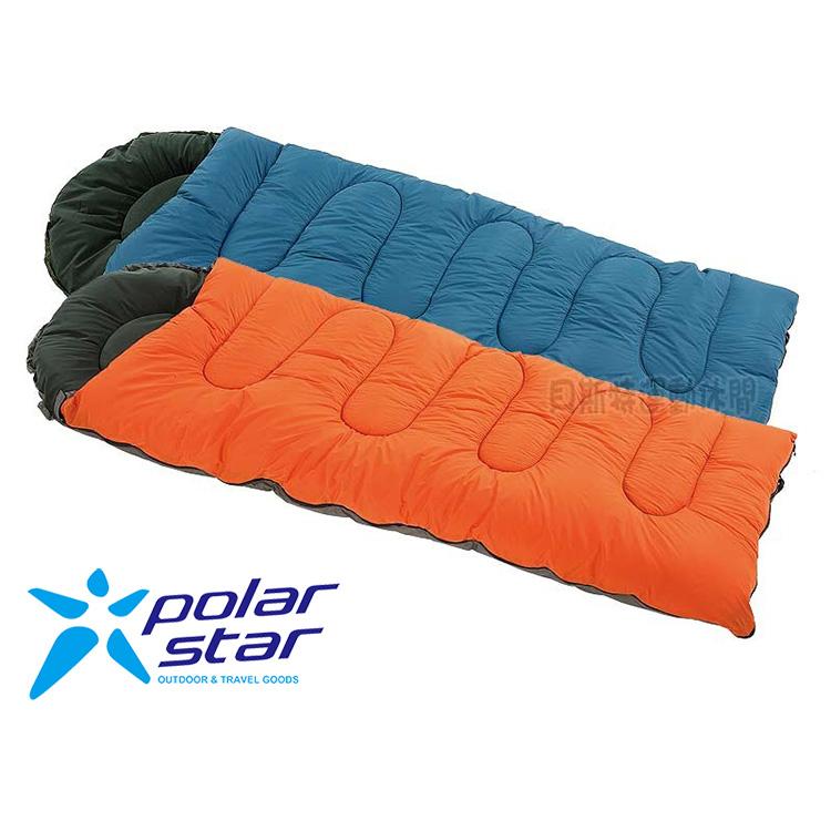 Polar Star 加大型纖維睡袋 居家、露營、旅遊 2色可選