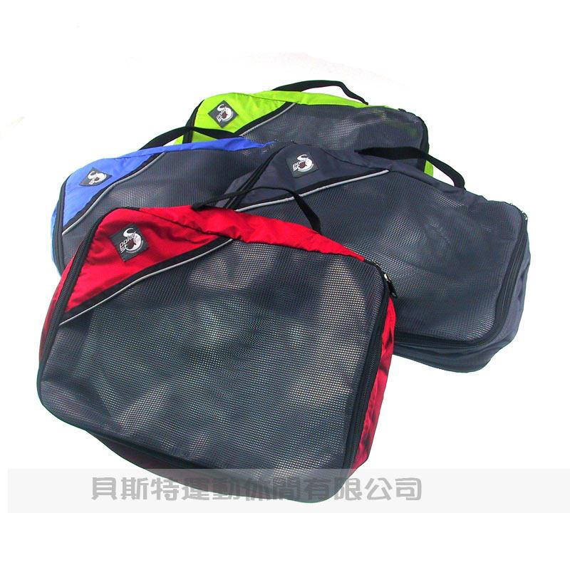 Polar Star Convenient Storage Bag P10316 中大雙層PU膜便利收納袋 四色可選 36 x26 x12cm (原台中秀山莊)