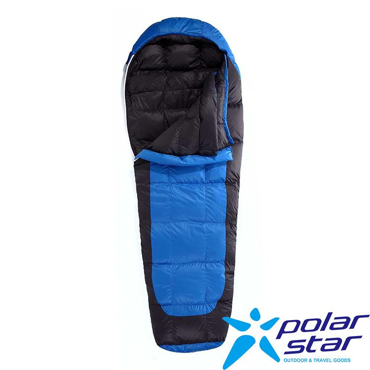 Polar Star 超輕羽絨人型睡袋 (絨重600g) P12752 - 藍 (原台中秀山莊)