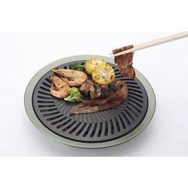 文樑 無煙烤盤 FS-360 韓國烤肉燒烤盤│室內外適用 台灣製
