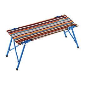 桃源戶外 日本 LOGOS 條紋雙人長凳 露營 登山 旅遊 戶外 73176003
