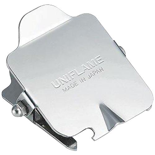 Uniflame GAS 瓦斯罐不鏽鋼洩壓器 650103 卡式瓦斯罐專用 (原台中秀山莊)