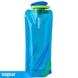 Vapur Element折疊運動水袋 0.7L 黑 藍 白 紅 326110 (原台中秀山莊)