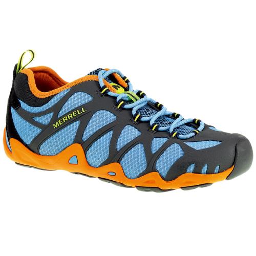 MERRELL AQUATERRA 男水陸兩用鞋 藍/橘 ML24527