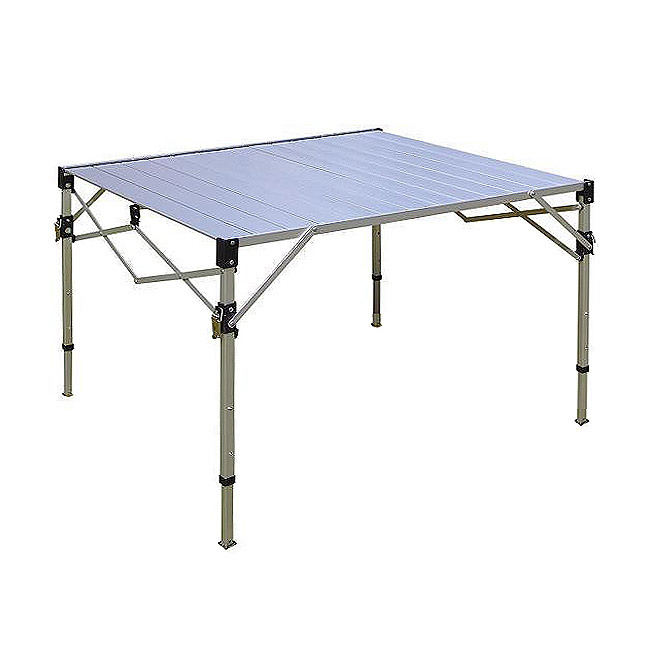 鋁合金蛋捲桌-TAB980H(高度可調)台灣製造