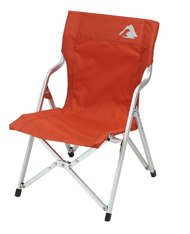 PolarStar 日式紓壓椅 卡其、銹紅 |休閒|露營|戶外 P14728