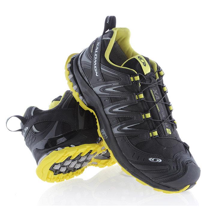 Salomon XA PRO 3D ULTRA 2 男 G-T 輕量越野鞋 鐵灰/黑127604 (原台中秀山莊)