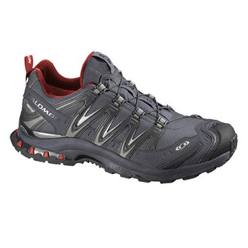 Salomon XA PRO 3D ULTRA 2 男GTX輕量越野鞋 暗藍/紅 329823 (原台中秀山莊)