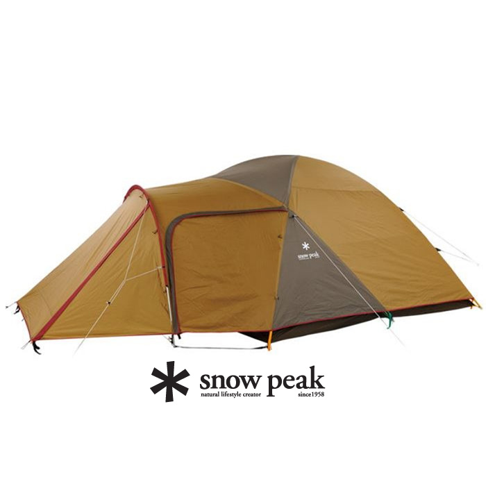 Snow Peak SDE-003 AD 6人-帳棚組