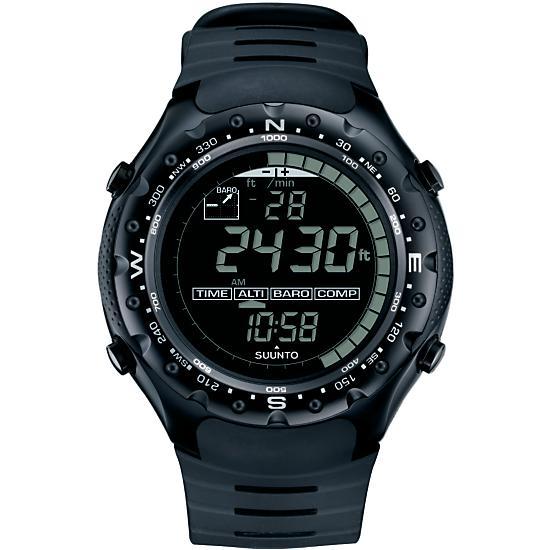 SUUNTO X-LANDER 拓荒者電腦腕錶-黑芬蘭製造 電腦手錶  (原台中秀山莊)
