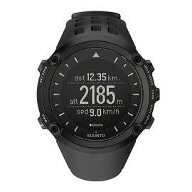 SUUNTO Ambit GPS 電腦腕錶-黑 芬蘭製造 電腦手錶 (原台中秀山莊)