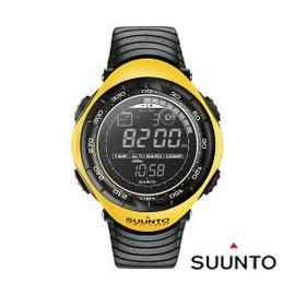 SUUNTO VECTOR 天行者極限運動登山錶.電腦腕錶.高度 氣壓 指北針 定位/黃Yel