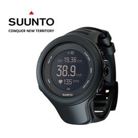 桃源戶外【芬蘭 SUUNTO】AMBIT3 SPORT HR 運動電腦腕錶 - 黑 (含心律帶) SS0