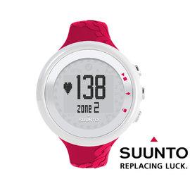 【芬蘭 SUUNTO】M2 電腦腕錶『桃紅』SS015855000 (適用單車、路跑)