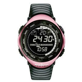 芬蘭 SUUNTO VECTOR BABY PINK 天行者電腦腕錶『粉紅』芬蘭製造