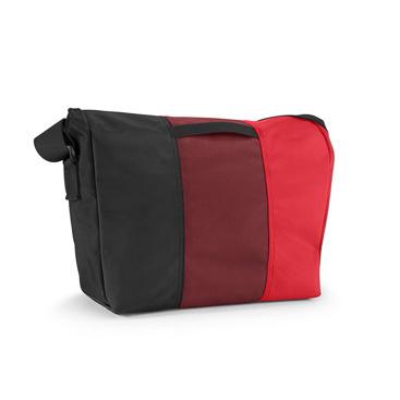 Timbuk2 美國知名潮流品牌 Classic Messenge 經典多功能耐磨郵差包 XS 紅/鐵灰 11616061