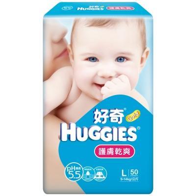 好奇 PH5.5 護膚乾爽 紙尿褲 尿布 L46+4 片/包