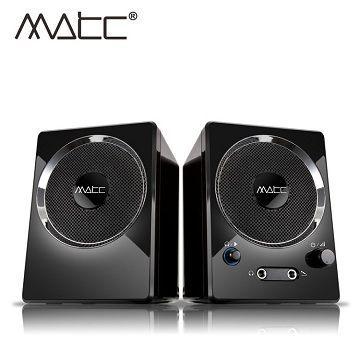 {光華成功NO.1}【MATC】MA-2200 2.0聲道 魔音方塊多媒體音箱 喔!看呢來