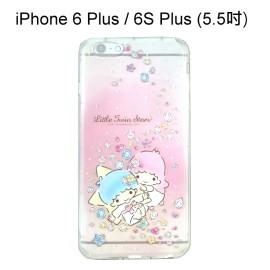 雙子星空壓氣墊軟殼 [鑽瀑] iPhone 6 Plus / 6S Plus (5.5吋)【三麗鷗正版授權】