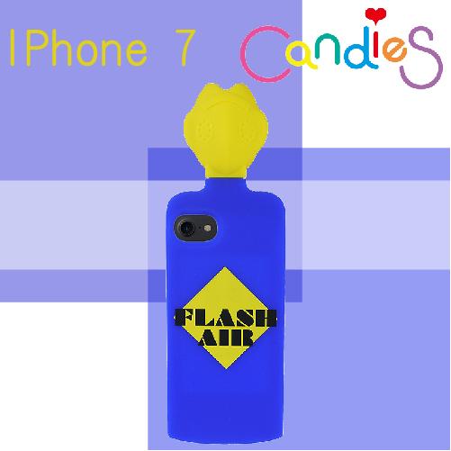 【Candies】瓶子系列手機殼(氧氣瓶)-IPhone 7(預購)